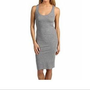 BCBG Hazel Ribbed Tank Dress